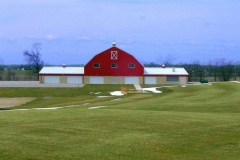 Commercial Landscaping Construction and Grassy Areas in Wisconsin
