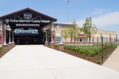Commercial and Municipal Landscaping Athletic Field in Appleton, WI