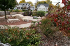 Commercial and Municipal Landscaping Pathway in Wisconsin