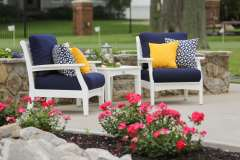 Outdoor Cushions and Chairs