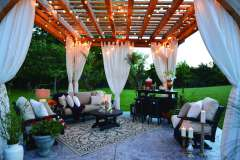 Outdoor Furniture Arranements from Vande Hey Company in Appleton, WI