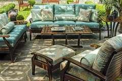 Customizable Outdoor Patio Furniture Arrangements