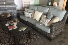 Customizable Patterns for Outdoor Furniture Cushions