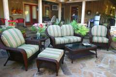 Customized Outdoor Furniture and Cushions from Vande Hey Company