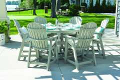 Outdoor Dining Table from Vande Hey Company