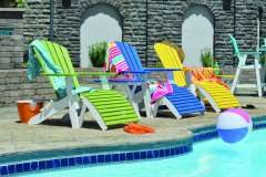 Poolside Furniture and Accessories in Northeast WI