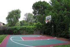 Outdoor Basketball Hoop in Appleton, WI