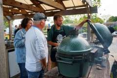 Grilling Guys at Vande Heys