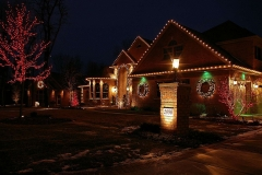 Professional Holiday Lights in the Fox Valley