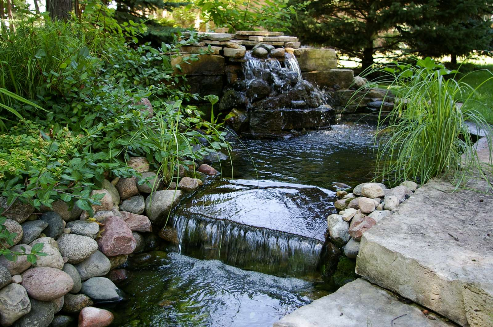 Commercial Landscape Architecture In Wisconsin