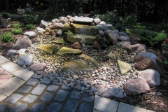 Backyard Water Features Near Freedom, WI
