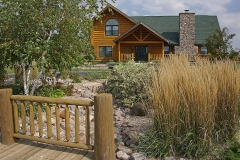 Landscapers Architectural Design for Cabin near Green Bay, WI