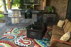 Custom Designed Outdoor Living Space Ideas