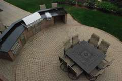 Outdoor Kitchen and Dining Spaces Near DePere, WI