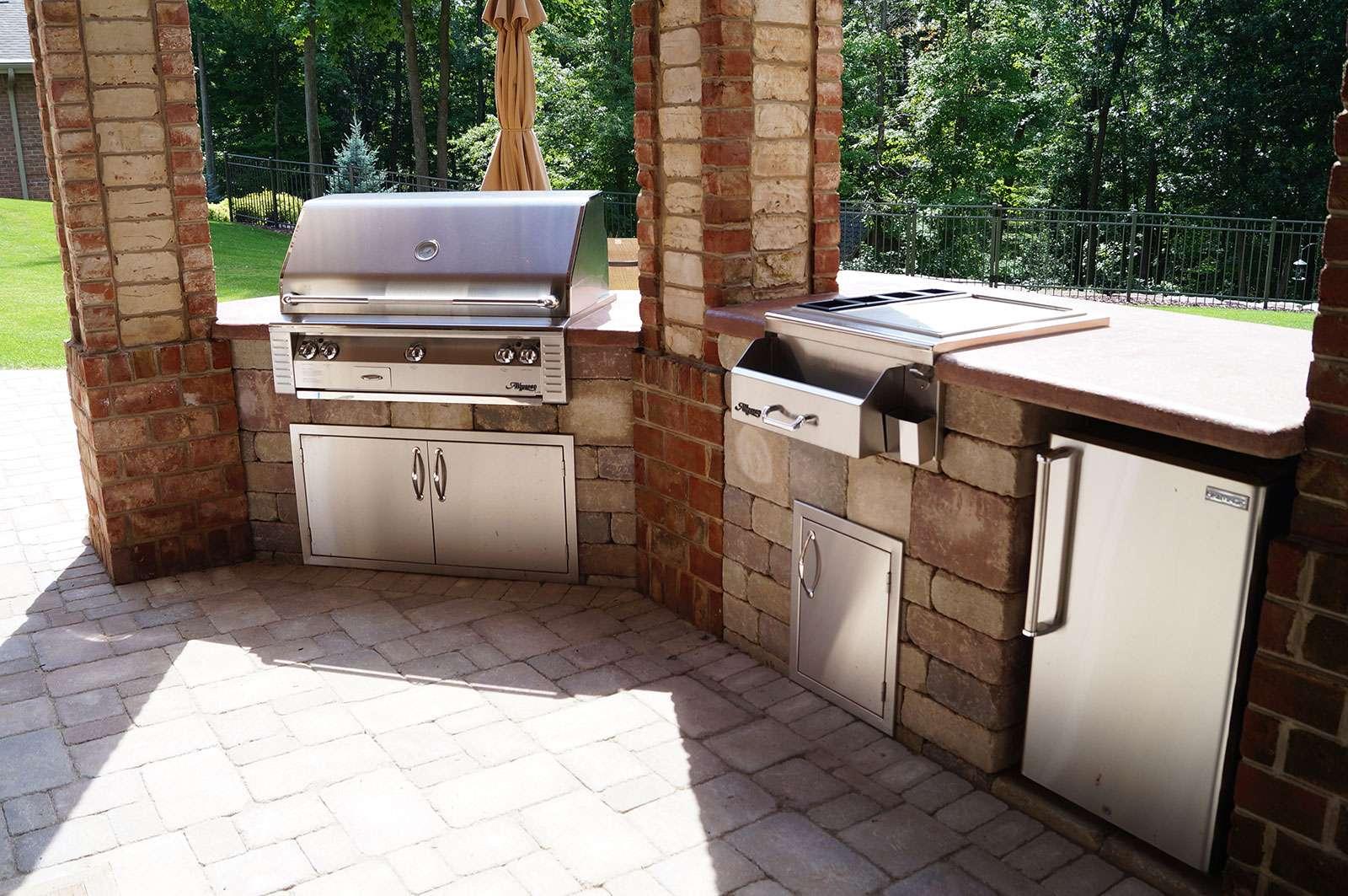 Outdoor Kitchen Gallery Portfolio