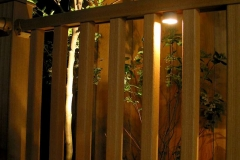 Deck with Low Voltage Lighting Near Neenah, WI