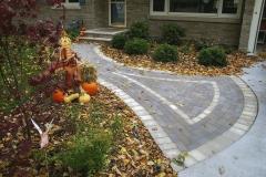 Unique Brick Walkway Pattern By Oshkosh