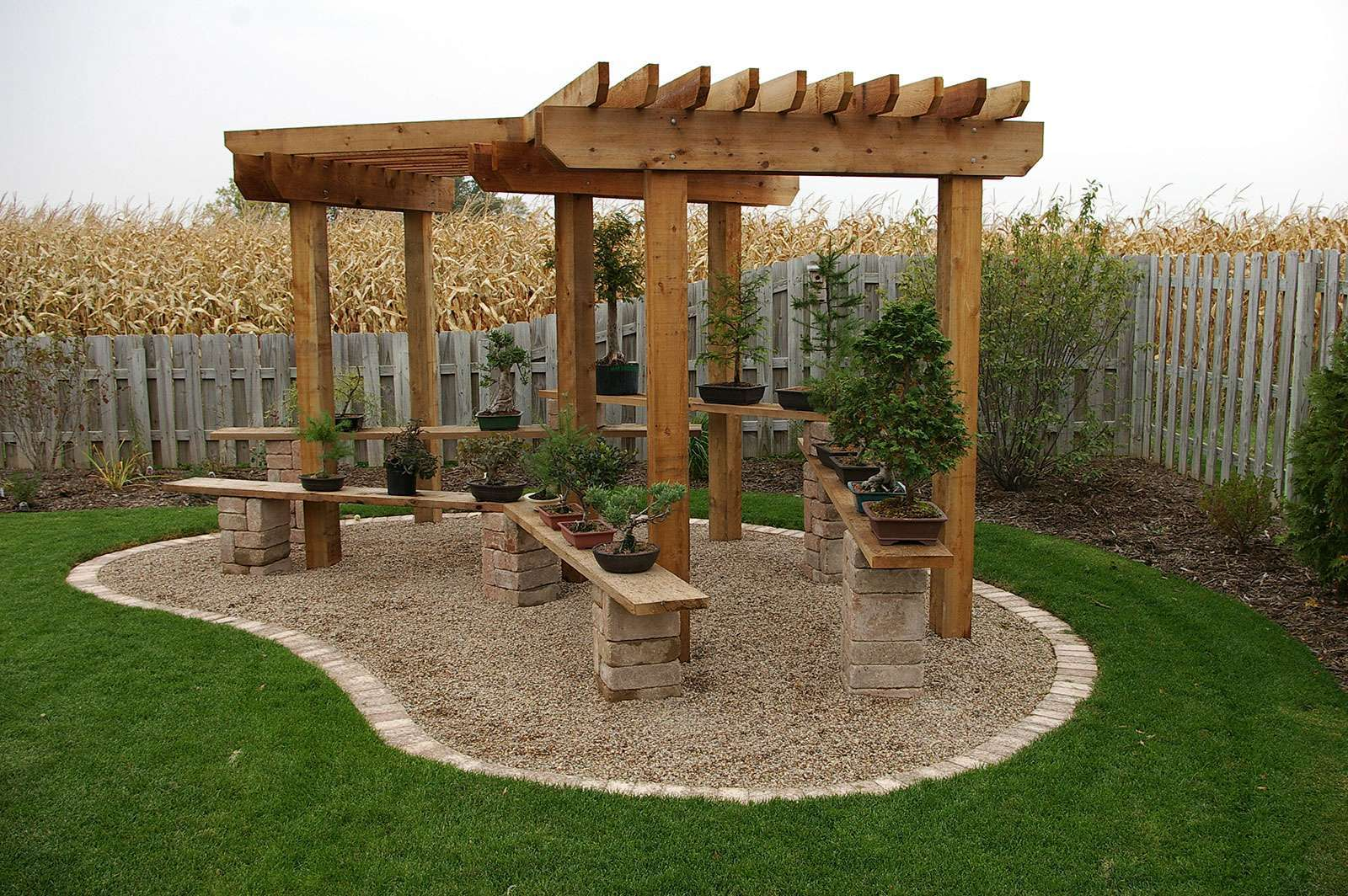 Pergolas And Pergola Design In Appleton Wi