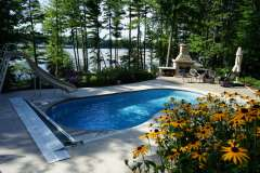 In-Ground Pool in Green Bay, Wisconsin