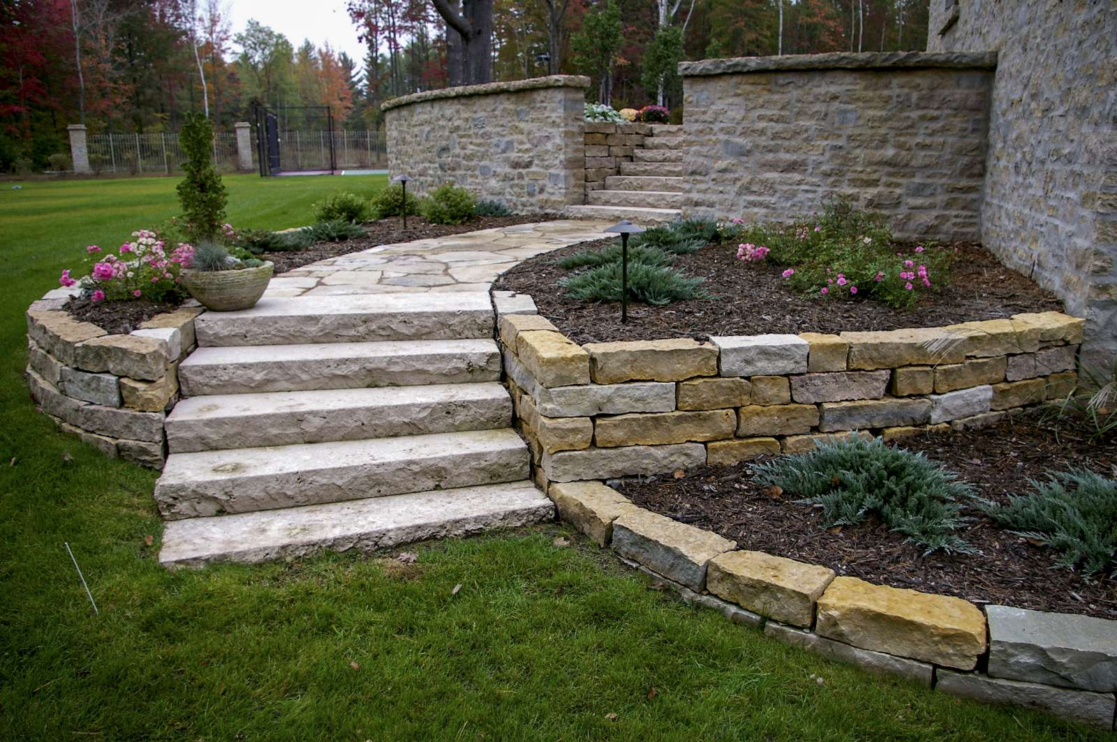 Retaining Walls In Appleton And The Fox Cities