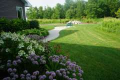 Flower Beds for Residential Homes in Appleton, WI