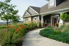 Residential Flower Beds in Fox Cities, WI