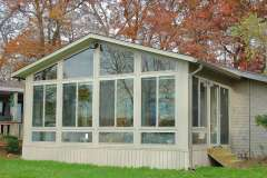 Vande Hey Company Sunroom Addition