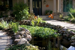 Landscaping Water Features in Appleton, Wisconsin