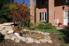 Landscaping Water Features in Grand Chute, WI